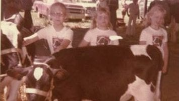 Remembering my very first 4-H calf