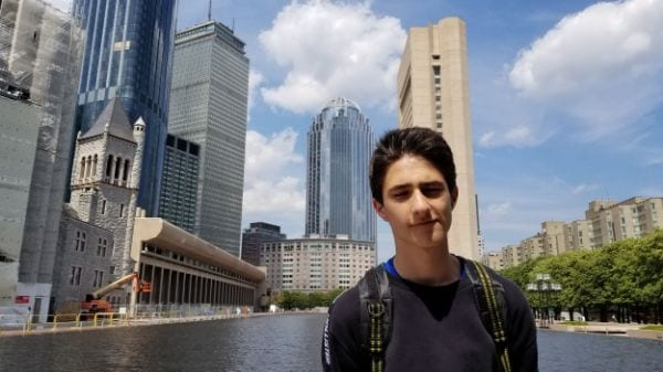 boston student