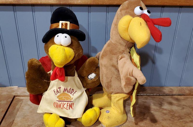 turkey toys
